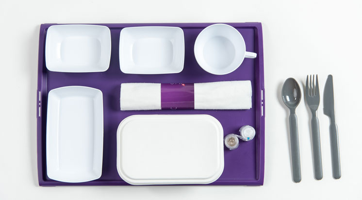 Airline Food Container