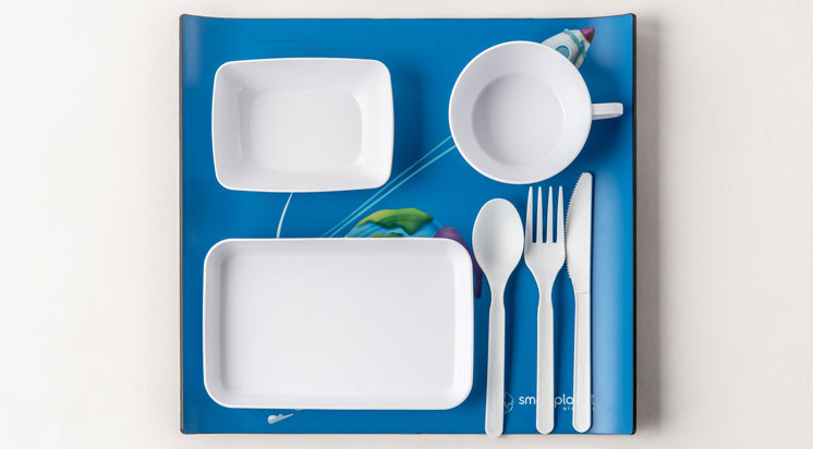 PLA Tableware Set
