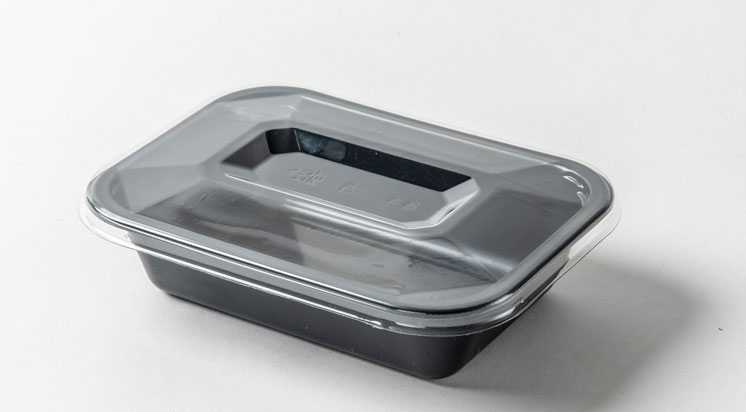 CPET Trays And Lids