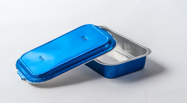 Disposable Aluminum Bowl