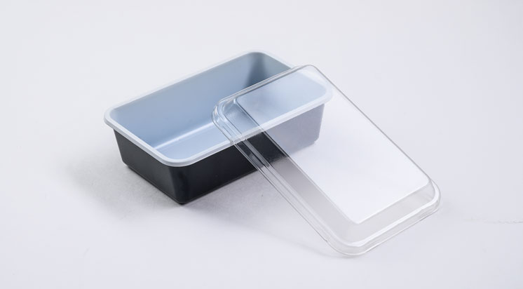 Disposable PET Lid