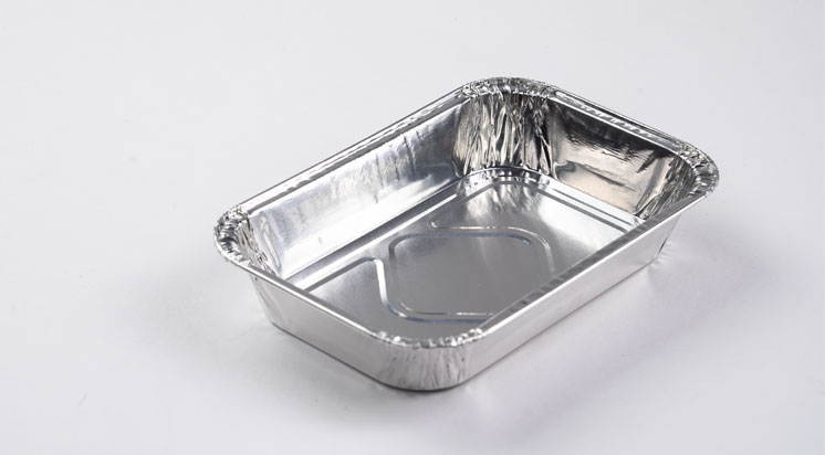 Airline Lunch Box Aluminum Catering Trays