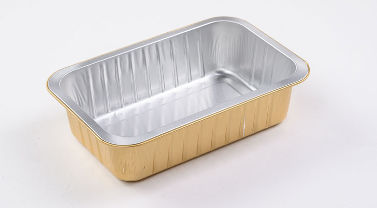 Disposable Aluminum Lid