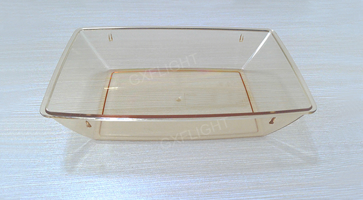 Reusable Plastic Sterilization Tray